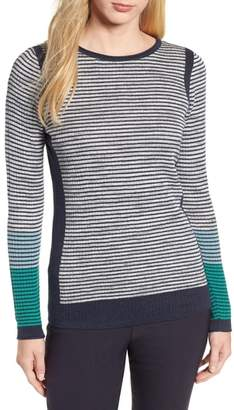 Nic+Zoe Green Spark Sweater