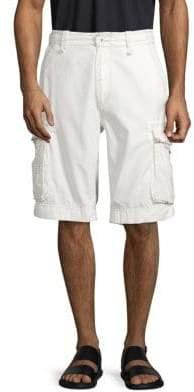 Jet Lag Cotton Cargo Shorts