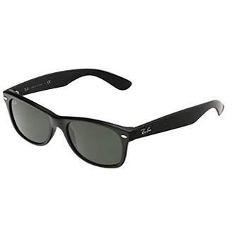 Ray-Ban RB2132 901/58 Wayfarer Black/G-15 XLT Polarized Sunglasses