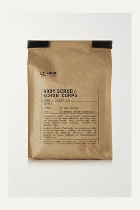 Le Labo Coffee Body Scrub, 500g - Colorless