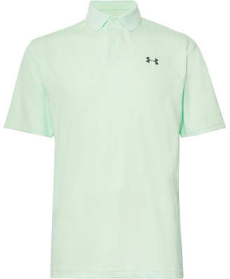 Under Armour Performance 2.0 Piqué Golf Polo Shirt
