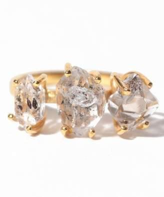 And A (アンド エー) - And A And A ハーキマーダイヤモンドリング