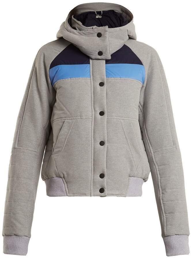 LNDR Winter Breaker quilted performance jacket