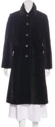 J. Mendel Rabbit Fur Coat