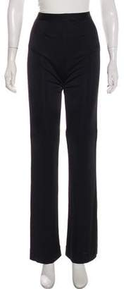 CNC Costume National High-Rise Wide-Leg Pants