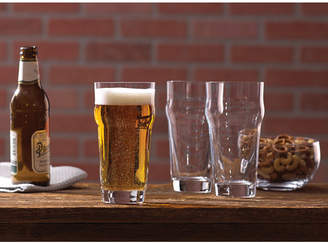 Lenox Closeout! Tuscany Craft Beer Pint Glasses, Set of 4