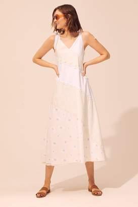Solid & Striped Solid Striped Bias Striped Dress