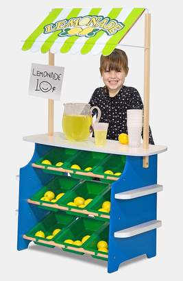 Melissa & Doug Play Time Convertible Grocery Store & Lemonade Stand