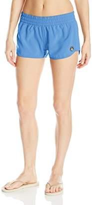 Volcom Women's Simply Solid 2 inch Boardshort