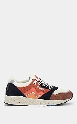 Karhu Women's Aria Suede Sneakers - Orange