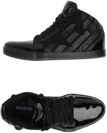 Emporio Armani REEBOK High-top sneaker