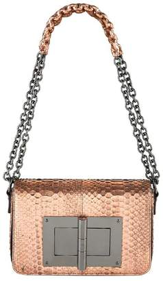 Tom Ford Medium Python Natalia Bag