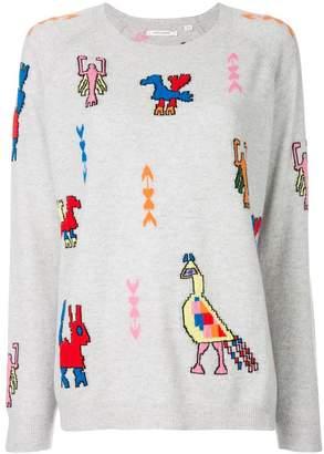 Parker Chinti & Aztec jumper