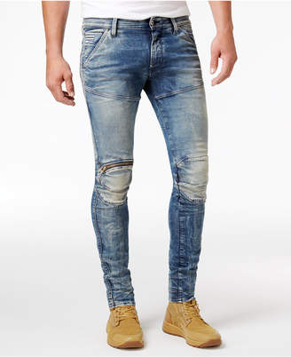 G-Star Raw Men's 5620 3D Super-Slim Fit Jeans $210 thestylecure.com