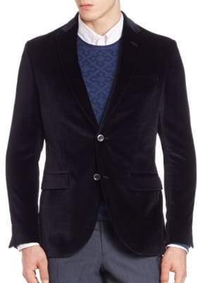 Jack Victor MODERN Velvet Sportcoat