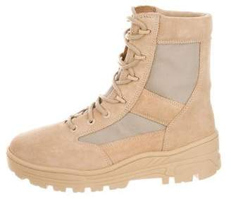 Yeezy Season 4 Combat Boots w/ Tags