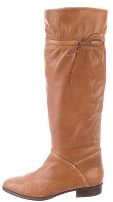 Gucci Vintage Knee-High Boots