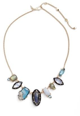 Women's Alexis Bittar Encrusted Crystal Bib Necklace $395 thestylecure.com