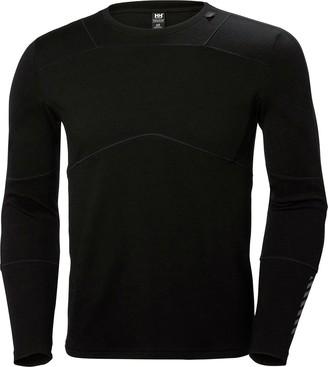 Helly Hansen Lifa Merino Max Crew Long-Sleeve Shirt - Men's