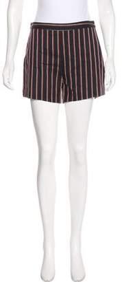 Obakki Striped Mini Shorts w/ Tags