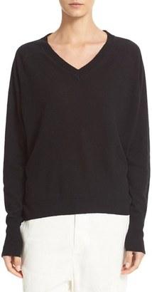 Vince Cashmere & Linen Sweater $245 thestylecure.com