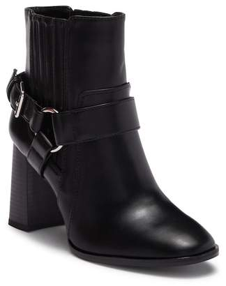 BCBGMAXAZRIA Agnes Block Heel Boot
