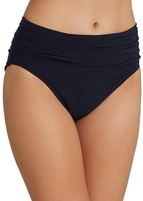 Magicsuit Jersey Shirred Bikini Bottom