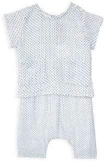 Bonpoint Baby Boy's Leonardo Two-Piece T-Shirt & Pants Set