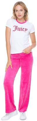 Juicy Couture Velour Mar Vista Pant