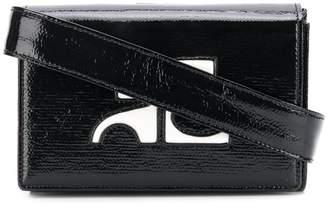 Courreges (クレージュ) - Courrèges logo belt bag