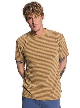 Quiksilver Men's Acid Stripes Knit Tee