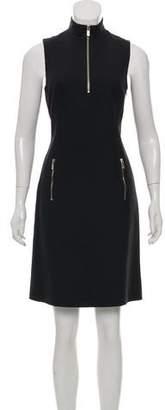 Michael Kors Sleeveless A-Line Dress
