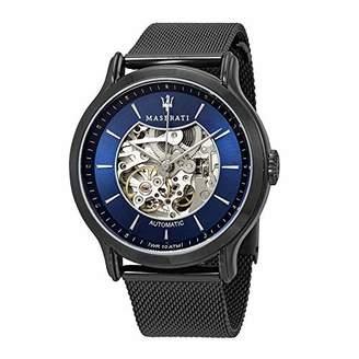Epoca MASERATI Men's 'Epoca' Quartz Stainless-Steel-Plated Casual Watch