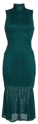 Ali & Jay All the Way Up Sleeveless Midi Dress
