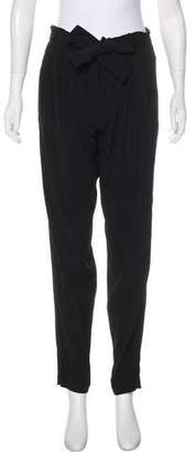 Athena High-Rise Belted Pants w/ Tags