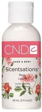 CND センセーションハンド&ボディ ローション ローズ 59ml うっとりするローズの優雅な香り