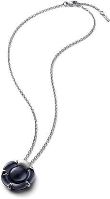 Baccarat B Flower Necklace