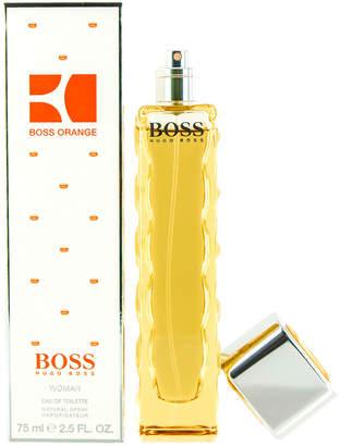 HUGO BOSS 2.5Oz Women's Boss Orange Edt Spray