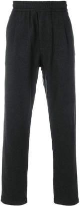 Soulland Pino straight leg trousers