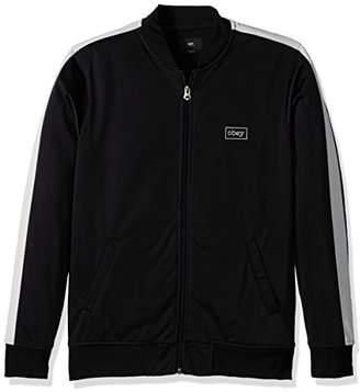 Obey Men's Borstal Track Jacket