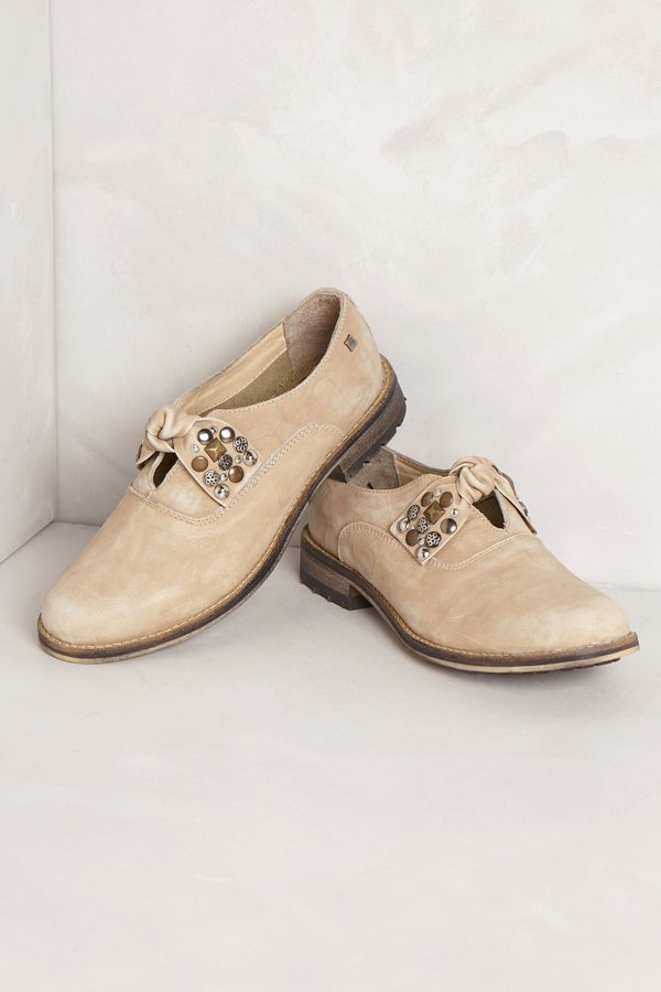 Anthropologie Finlay Oxfords