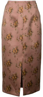 Brock Collection Sorrel Pencil Skirt