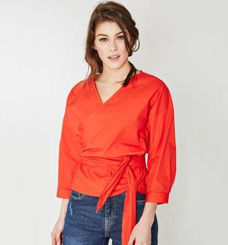 Promod Crossover blouse
