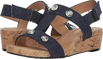 SoftStyle Soft Style by Hush Puppies Women's Oralee Wedge Sandal