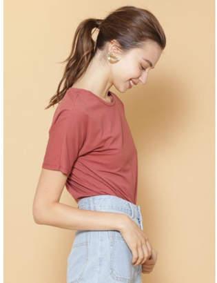 LAGUNAMOON (ラグナムーン) - LAGUNAMOON シンプルミニマムTシャツ