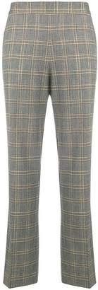 Alberto Biani checkered trousers