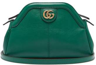 Gucci - Re(belle) Small Leather Cross Body Bag - Womens - Green