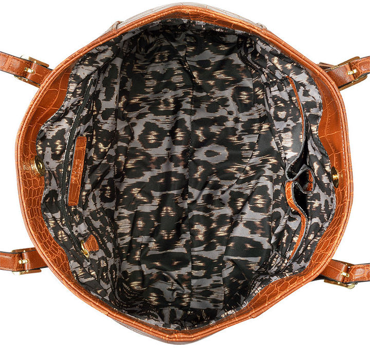 Anne Klein Handbag, Snake Charmer Large Tote