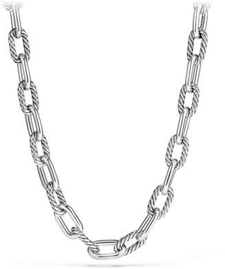 David Yurman Madison Chain 13.5mm Large Link Necklace, 20""