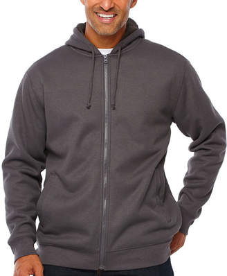 Smith Workwear Smith Sherpa Bonded Thermal Knit Hooded Jacket